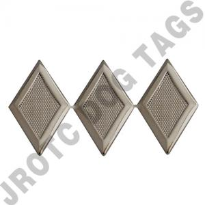 Exhibition COL Army Cadet Rank (Pair)