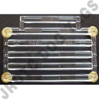 "Ribbon 17 Rack 1/8"" Spaced (Each)"