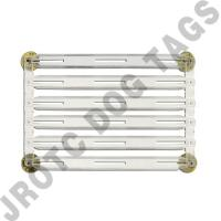 "Ribbon 18 Rack 1/8"" Spaced (Each)"