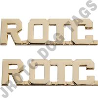 ROTC Bright Letters (Pair)