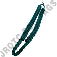 Teal Box Shoulder Cord (Button Loop) (Each)