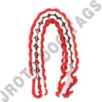 Red / White Shoulder Cord (Button Loop) (Each)