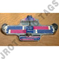 Brannock Device Men's & Women's Combo Shoe Sizer