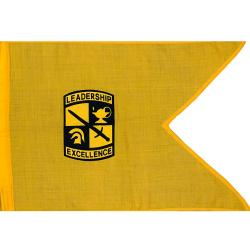 ARMY COLLEGE ROTC BRANCH PATCH GUIDON (Each) (Allow 3 Months)