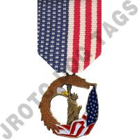 Veterans / Patriotic Medal Set (Each)