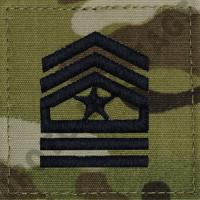 SGM OCP Army Cadet Rank (Each)