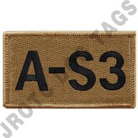 OCP A-S3 Leadership Patch