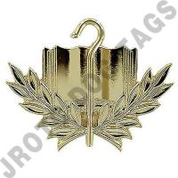 Chaplain Candidate Army Officer Collar Device (Pair)