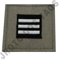 Lieutenant Colonel (LT COL) ABU Rank ROTC Hook Back (Each)