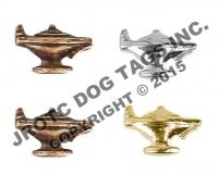 Lamp Assorment Pack (2 Bronze, 1 Silver, 1 Gold)